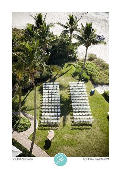 La Playa Resort Naples FL Wedding Ceremony