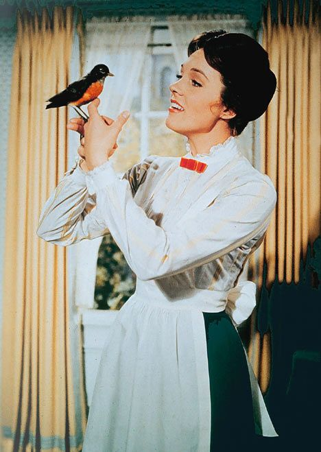 A spoonful of vitriol: Why Julie Andrews is no Mary Poppins | Daily Mail Online