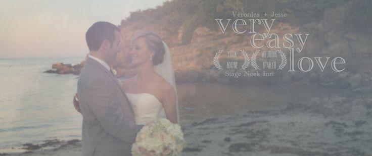Jeff Brouillet Films, Inc. - Stage Neck Inn wedding film trailer
