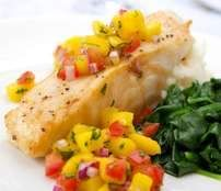 Chilean Sea Bass, 6 oz Center Cut Filets, Skin Removed