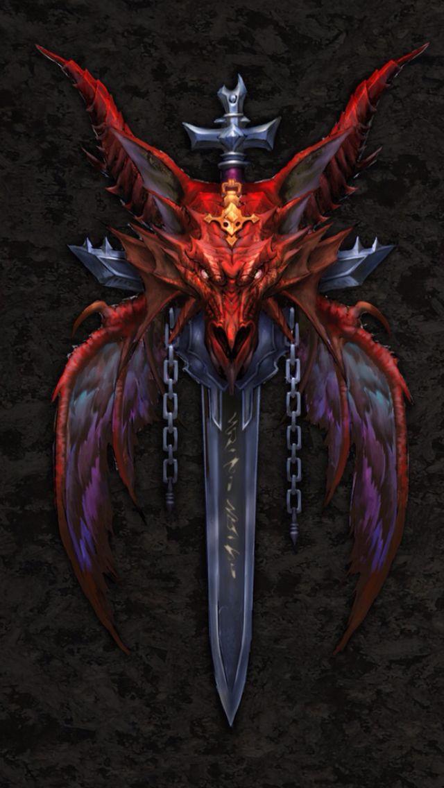 Espada de dragon