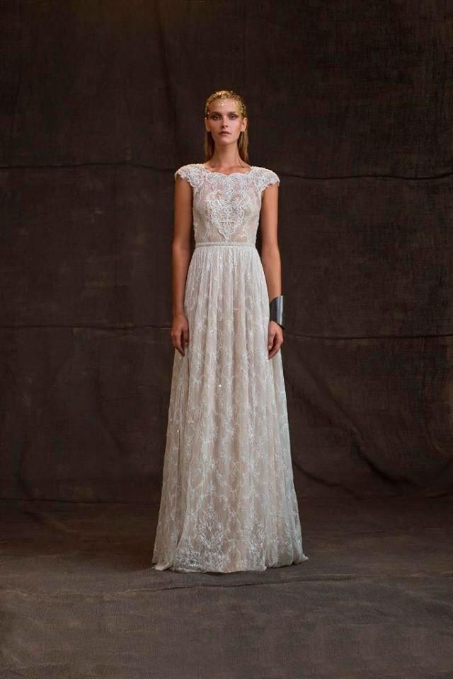 Jewel Limor Rosen Lace Sheath Dress Appliques Wedding Dresses Plus Size Bridal Gowns Floor Length 2016 Backless Berta Bridal Petite Wedding Dress The Perfect Wedding Dress From Orientalrose, $162.82| Dhgate.Com