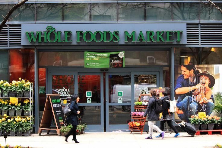 La cadena de supermercados Whole Foods es ideal para comer bien y barato en Nueva York, o para comprar un pícnic.