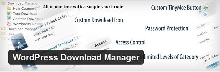 Best WordPress File Download Management Plugin