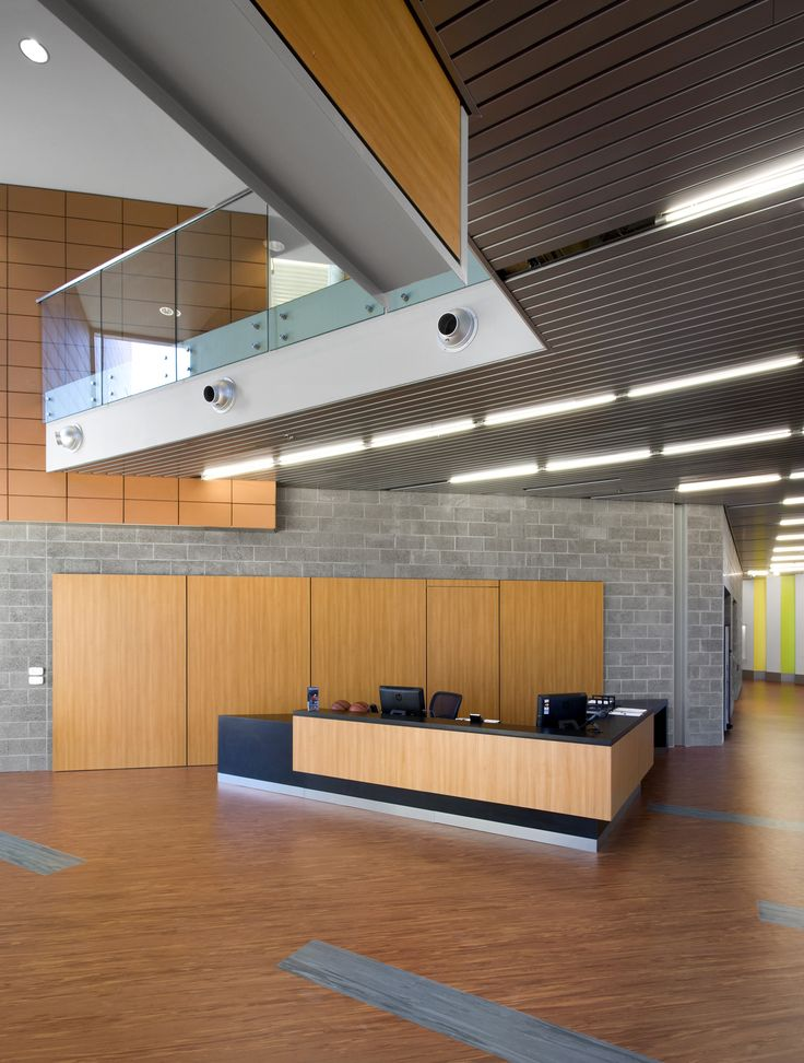Gallery of Sport and Fitness Center for Disabled People / Baldinger Architectural Studio - 13