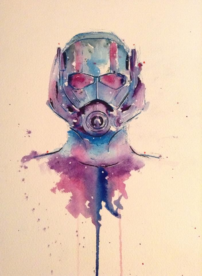 XombieDIRGE : Ant-Man by Johnathan Ruple