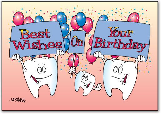 Happy Birthday Dentist Images