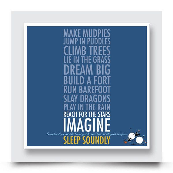 This popular quote for a boys' nursery or bedroom, MAKE MUDPIES wall art comes printed on stretched canvas or box framed, can live on its own, but would look great with the other artwork within the Madi & Cleo collection. This popular quote designed for a boys' nursery or bedroom, Order your art print from http://www.madicleo.com/collections/wall-art-for-boys-rooms