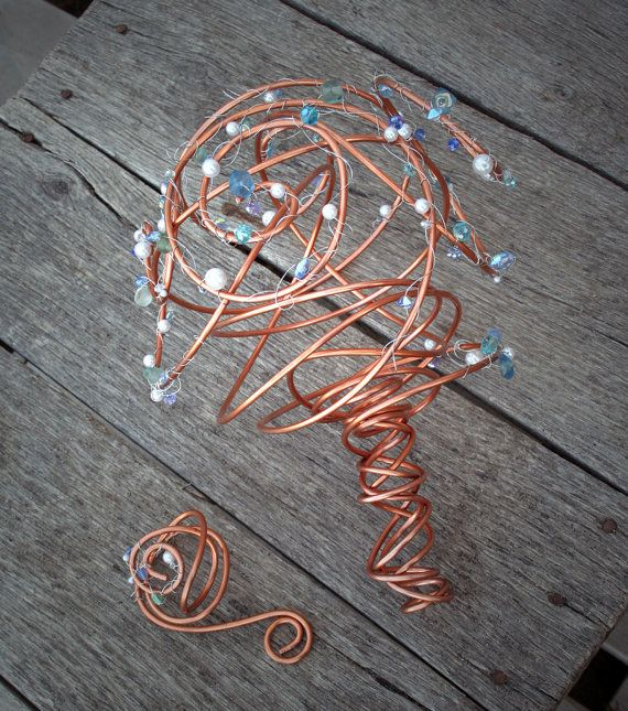 Copper Alternative Wedding Bouquet & matching boutonniere