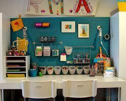 kids homework space