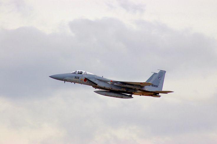 航空自衛隊Mitsubishi F-15J Eagle(小松基地)