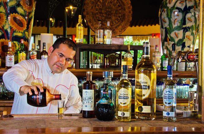 Tequila Concierge at Hyatt Ziva Puerto Vallarta
