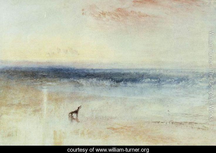 La mañana posterior al naufragio W. Turner El Genio de la Luz Galería virtual http://territoriotoxico.wordpress.com/2014/11/24/willian-turner-el-artista-y-el-color/#jp-carousel-1080