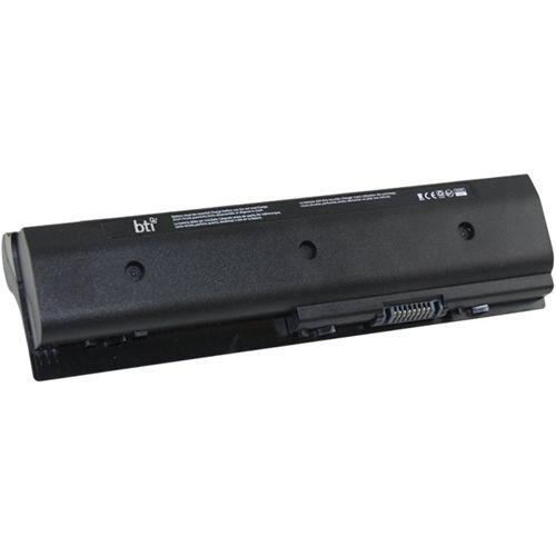 BTI - 9-Cell Lithium-Ion Battery for HP Pavilion DV4-5020TX Laptops, Black
