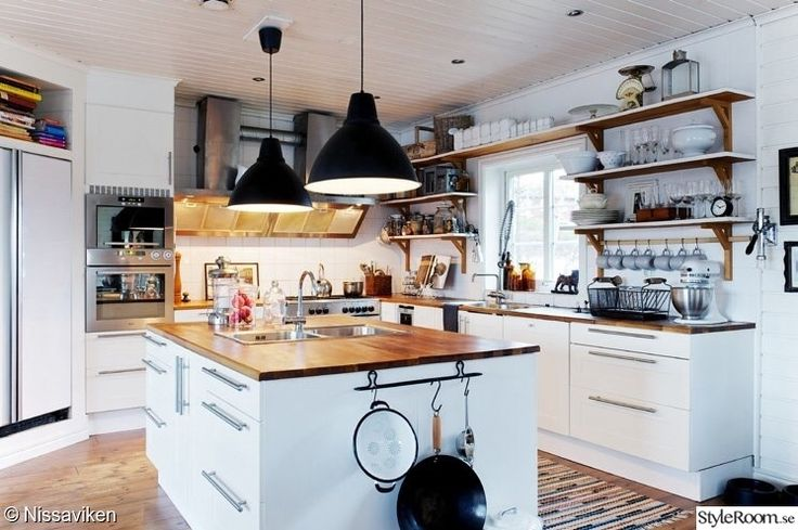 Köket - Ett inredningsalbum på StyleRoom av Nissaviken