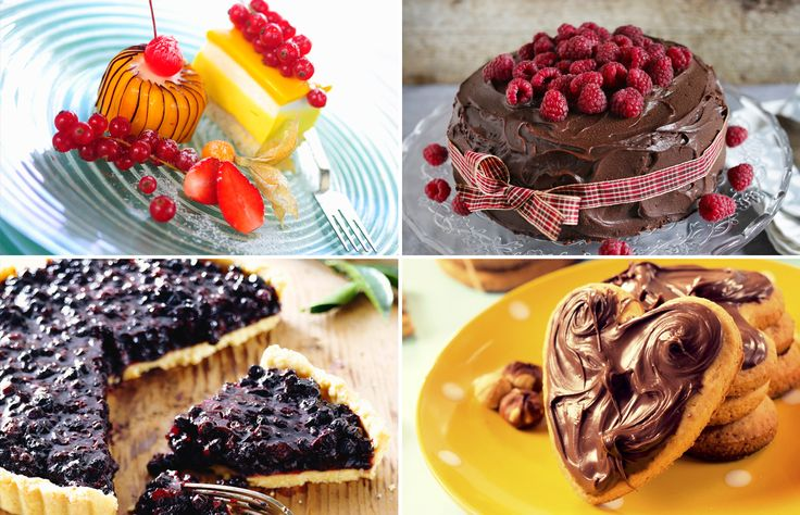 14 romantic desserts for Valentine's Day
