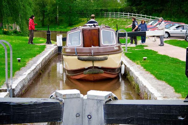 Canal Lock 2
