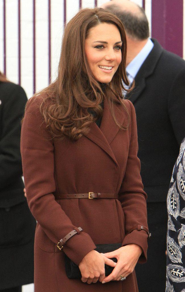 Kate Middleton Photos: Kate Middleton Visits The Brink Trade Co.