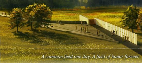 Visiting Flight 93 Memorial, a Moving Experience