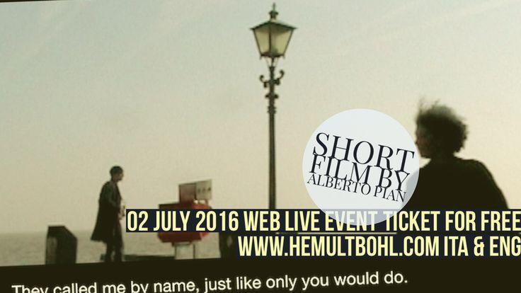 Il 2 luglio potrai guardare, in streaming gratuito mondiale, il cortometraggio Hemult Bohl, di Alberto Pian. I biglietti gratuiti si ritirano qui: https://hemultbohl.eventbrite.it  . Con i biglietti puoi partecipare al gioco per vincere degli eBook: https://www.facebook.com/hemult.bohl/posts/153063168442479?pnref=story  On July 2, you can watch the short film Hemult Bohl, of Alberto Pian, in Streaming Web for Free. Get your ticket here: https://hemultbohl.eventbrite.it . With tickets you can…