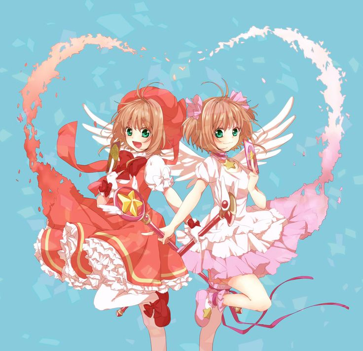 Cardcaptor Sakura~ Sakura Kinomoto // I think I'm going to cosplay as her someday.