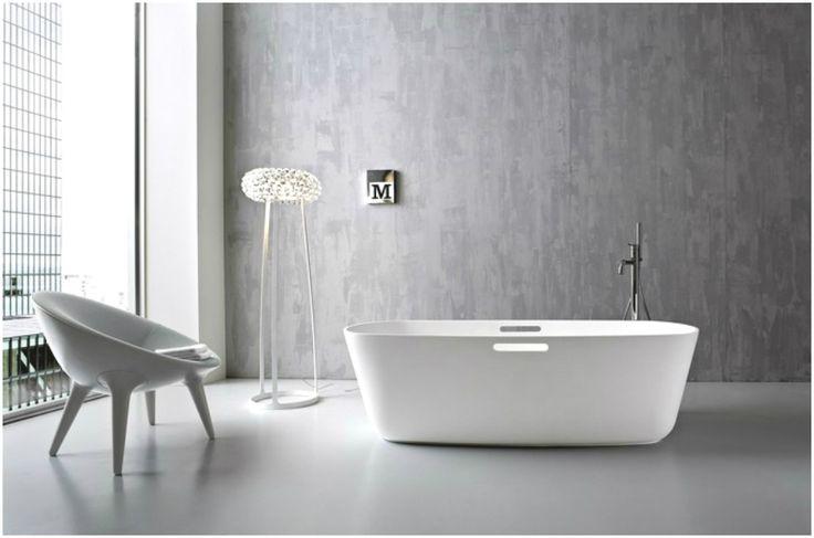 Дизайн ванной комнаты в стиле минимализм #interior #мебель #дизайн #интерьер #дом #уют #декор