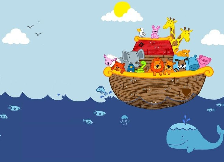 convite festa arca noé                                                                                                                                                                                 Mais