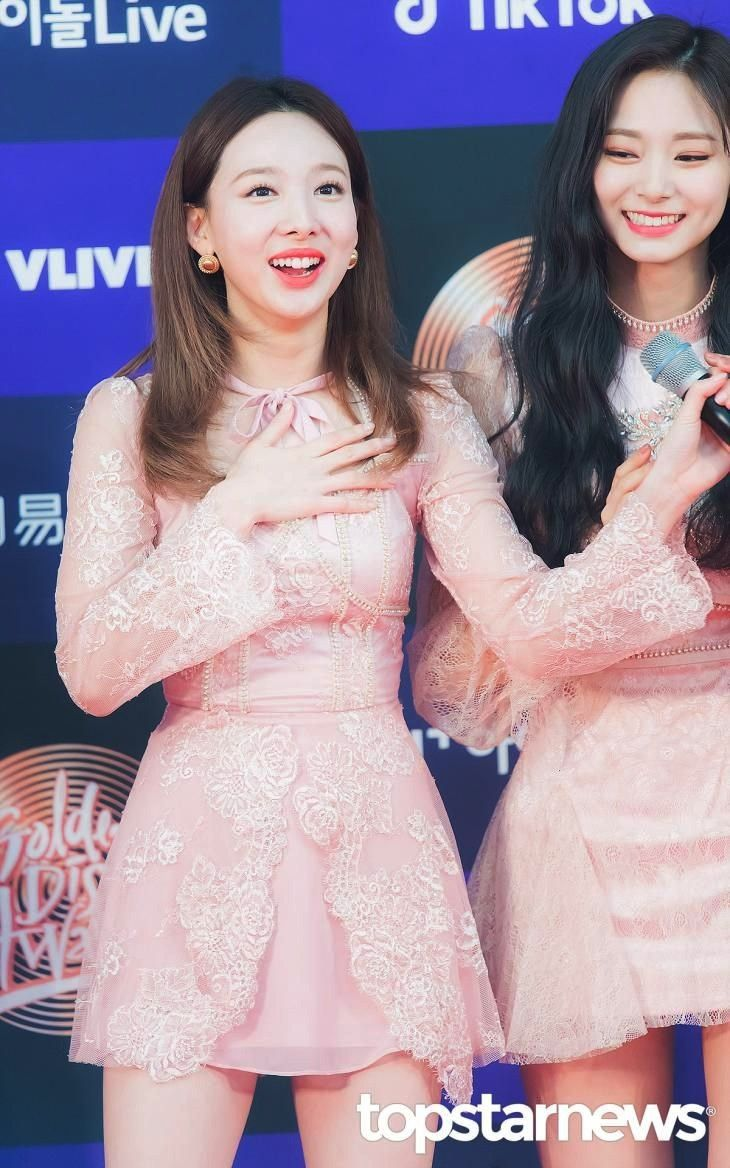Imnayeon Nayeon Twice Kpop Nayeon We Have Provided This Item S Measurements To Help You Decide Which Size To Buy Units Inches Size Bust Waist Should