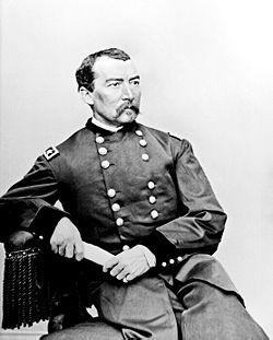 Major General Philip Sheridan - 1863.