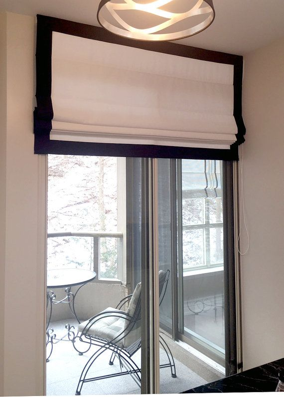 Roman Shades are such a versatile window treatment that can be appropriate for almost any room in the house, like the kitchen, office, or