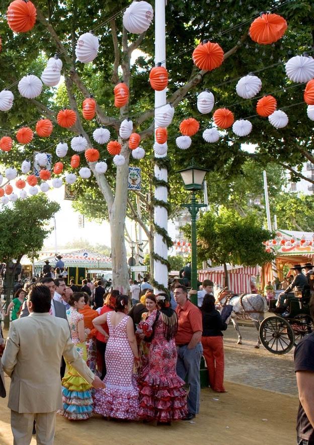 Seville April Fair