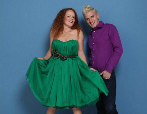 Gert-Johan Coetzee & Melinda Shaw