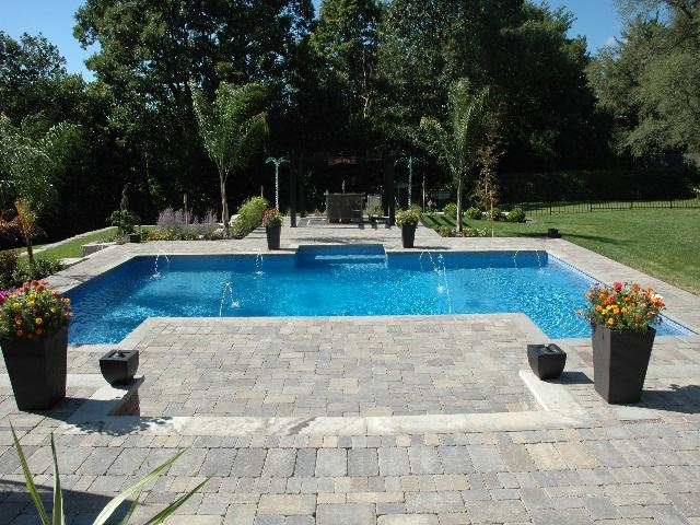 Diplomat Pools · Backyard DesignsParadise