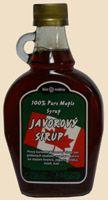 Javorovy sirup a soda 3 díly javorového sirupu a jeden díl jedlé sody ( soda bicarbona ) smísit ( např. 15 lžiček sirupu a pět lžiček sody ) a promíchat, dát poté v kastrůlku na sporák, zahřívat (ve vodní lázni) 5 minut nepříliš silně, dokud směs poněkud nezhoustne.