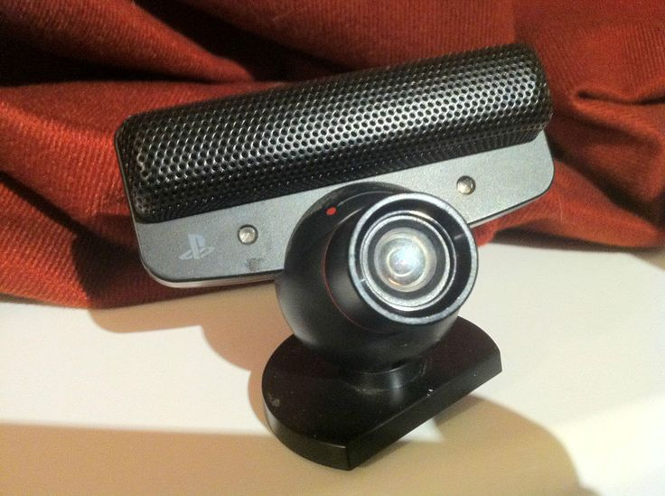 OFFICIAL PLAYSTATION 3 EYE CAMERA/ MIC. OFFICIAL SONY PRODUCT.