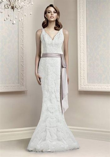 Battelle chapel wedding dress