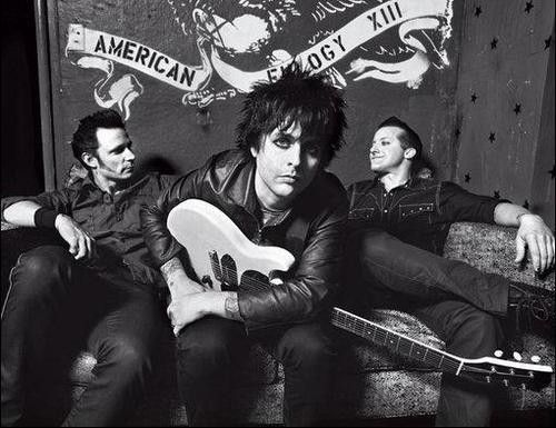 green day is an american punk rock band formed in 1987