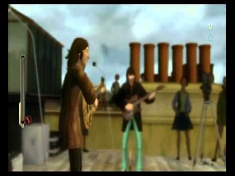 The Beatles Rock Band Dig a Pony (Apple Corps Rooftop)