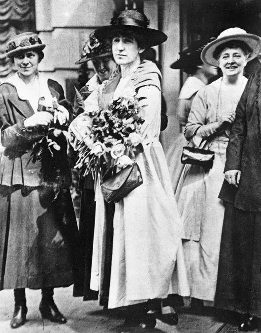 Jeannette Rankin: Suffragist, Congresswoman, Pacifist