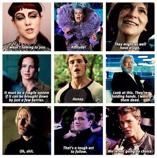 The Hunger Games: A Summary
