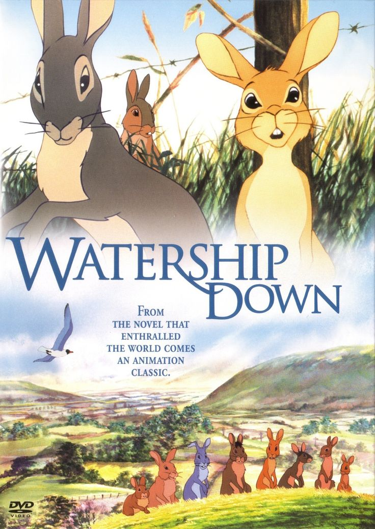 Best 9 books to help kids cope ideas on pinterest baby books kid watership down movie poster fandeluxe Choice Image