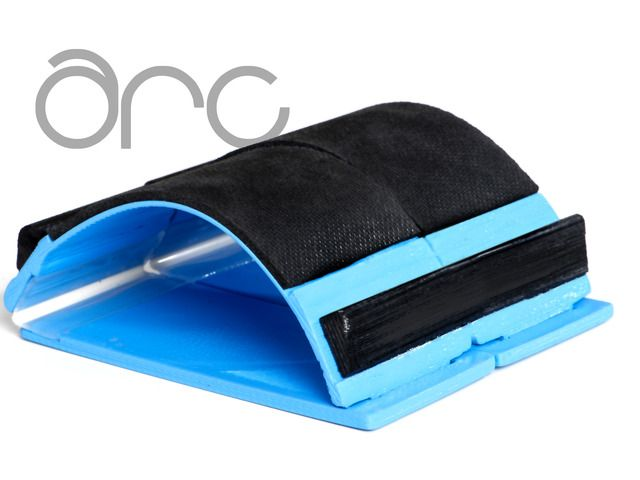 The ARC: A safe and portable solution for neck soreness