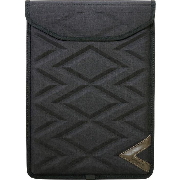 Targus TSS905US Carrying Case (Sleeve) for 13 MacBook Pro, Notebook - Gray - Drop Resistant, Dust Resistant, Scratch Resistant, Impact Resistant - Ethylene Vinyl Acetate (EVA)