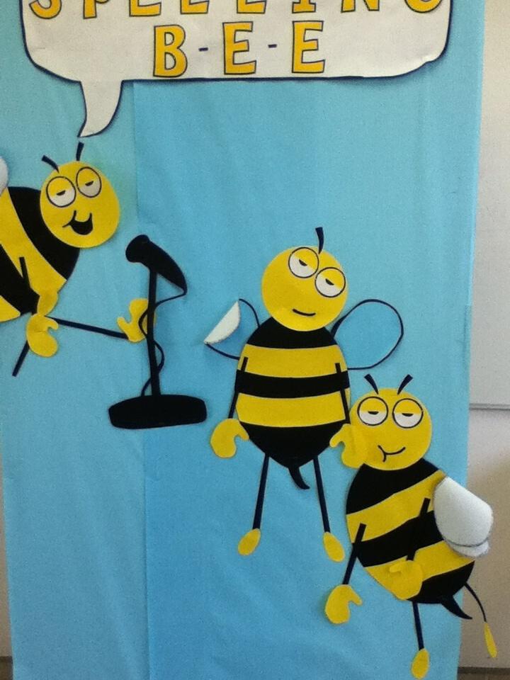 Spelling Bee in 5th grade!