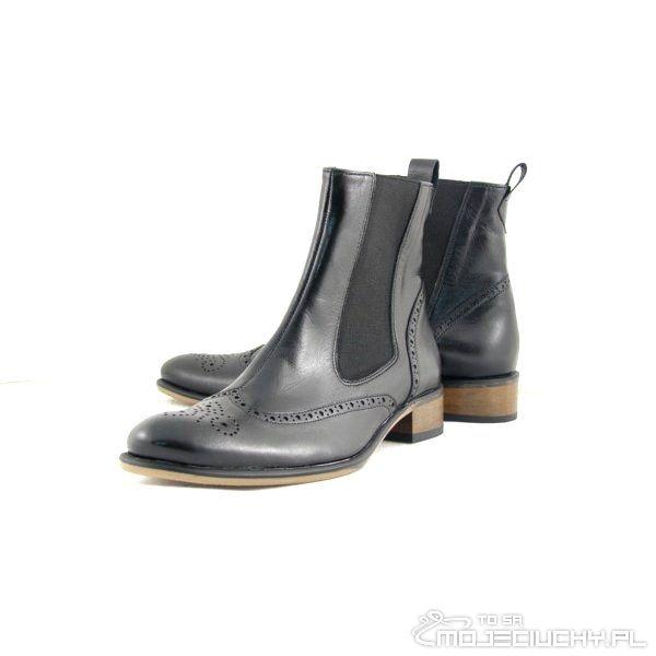 Sztybleto to modne buty na jesień