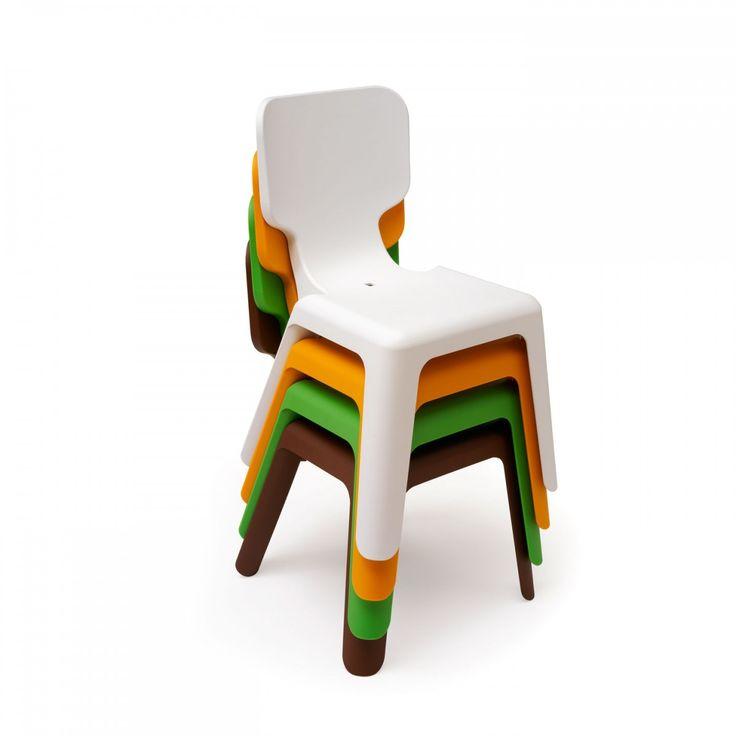 Alma Childrens Chair Designer: Javier Mariscal Brand: Magis