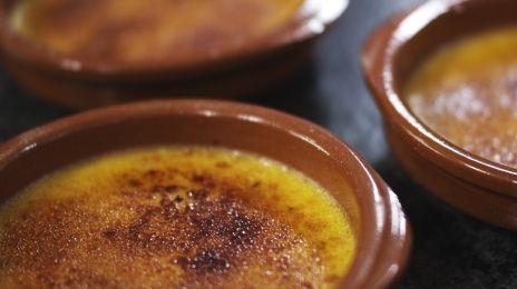 Eén - Dagelijkse kost - crème brûlée | Eén