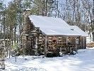 VRBO.com #93419 - Little Creek/Antique Log Cabin-Near Boone-New Kitchen/Quick Access to BR Parkway