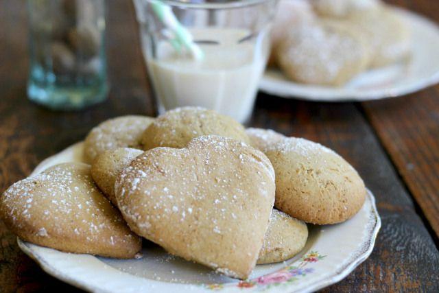 Ginger, Cinnamon & Nutmeg Biscuits