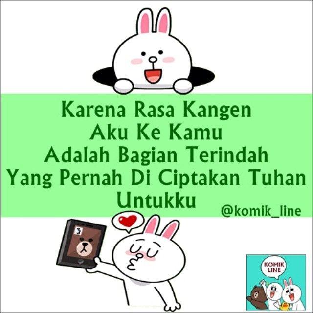 "@komik_line's photo: ""Kangenn ^^ #komik_line"""